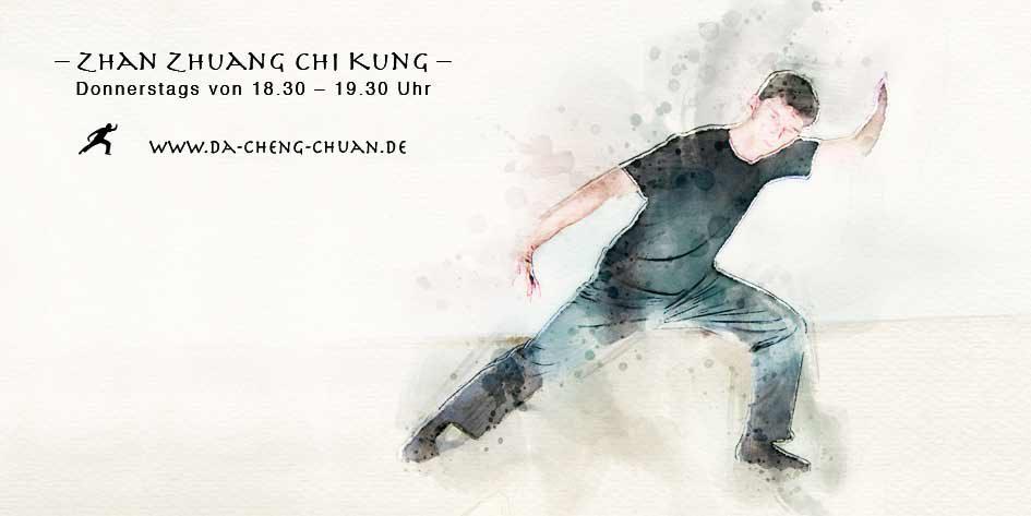 Zhan Zhuang Chi Kung Basistraining