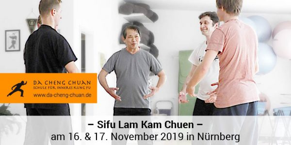 Meister Lam Workshop in Nürnberg am 16. und 17. November 2019
