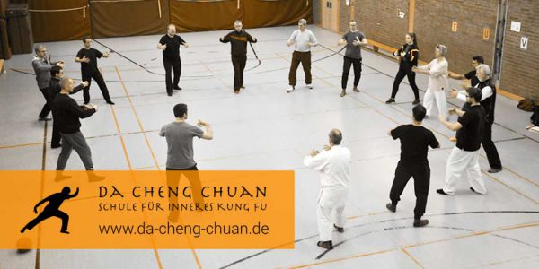 Banner - Training des Zhan Zhuang Chi Kung
