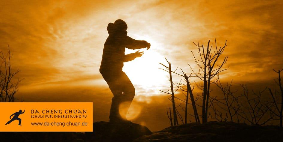 Beispiel für unseren Facebook-Fotowettbewerb mit dem Thema Zhan Zhuang Chi Kung