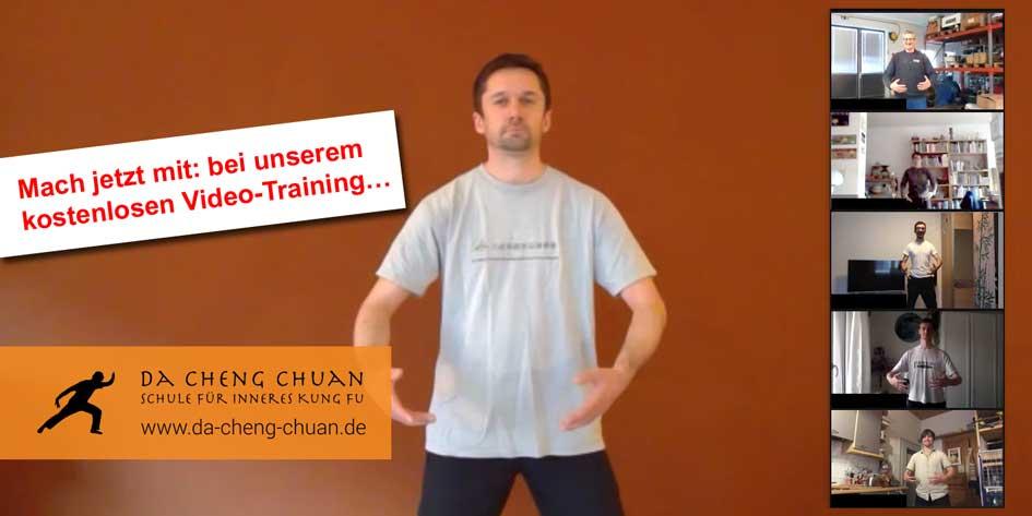 Aktion: Mach mit bei unserem kostenlosen Chi Kung Video-Training (Qi Gong Training)