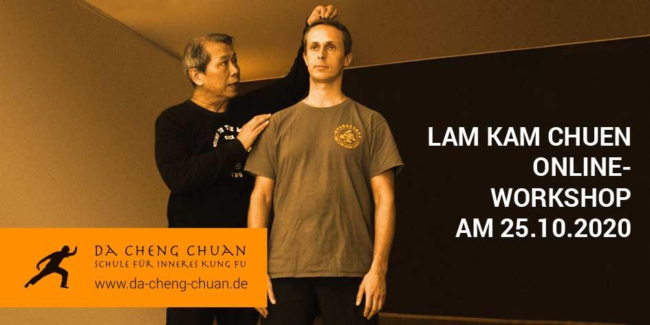 Zhan Zhuang Chi Kung – Online-Workshop mit Meister Lam Kam Chuen am 25.10.2020