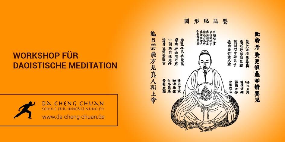 Workshop für daoistische Meditation